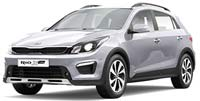 Kia Rio X-Line 1.6 AT New