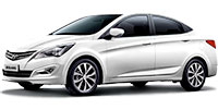 Hyundai Solaris 1.4 AT